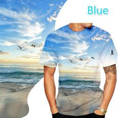 Summer, Fashion, polyestertshirt, Necks