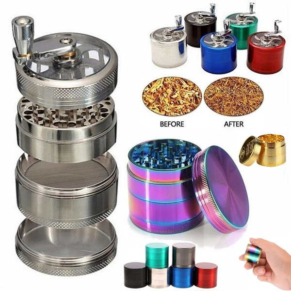 herbalgrinder, grinder, Aluminum, tobacco