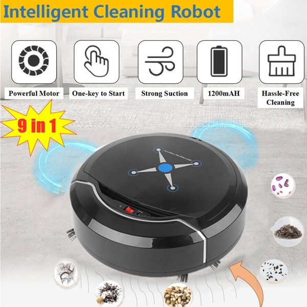 Mini, automaticcleaningrobot, Home & Office, Office