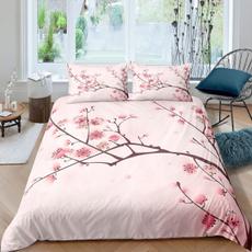 pink, King, Flowers, Spring