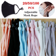 maskaccessorie, elasticrope, maskband, Elastic