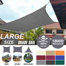 Outdoor, Triangles, awning, Waterproof