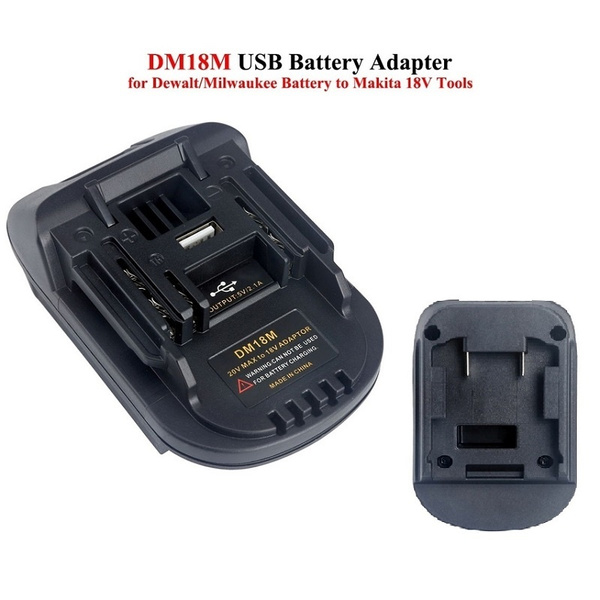 dm18m, batterychargeradapter, charger, Adapter