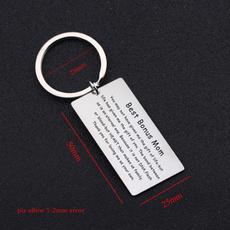 Steel, Fashion, Key Chain, Jewelry