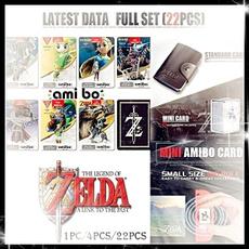 characterplayingcard, Zebra Print, zeldagame, breathofthewild