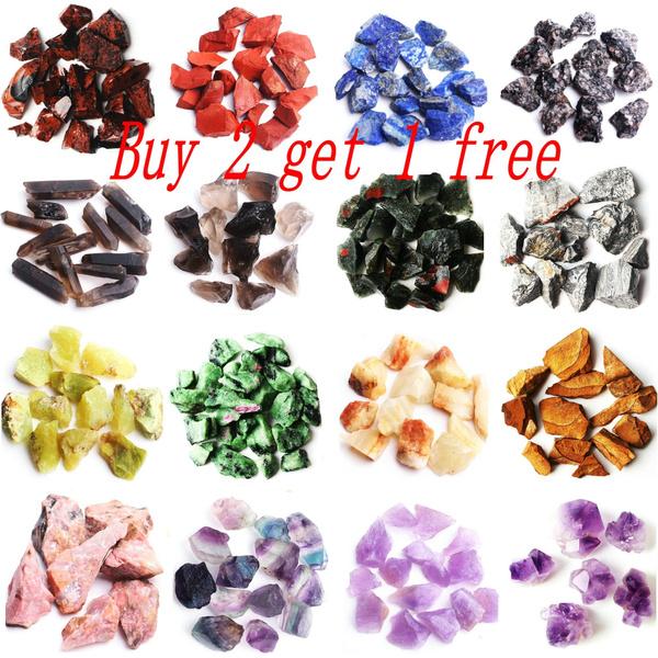 Decor, quartz, Minerals, roughgemstone