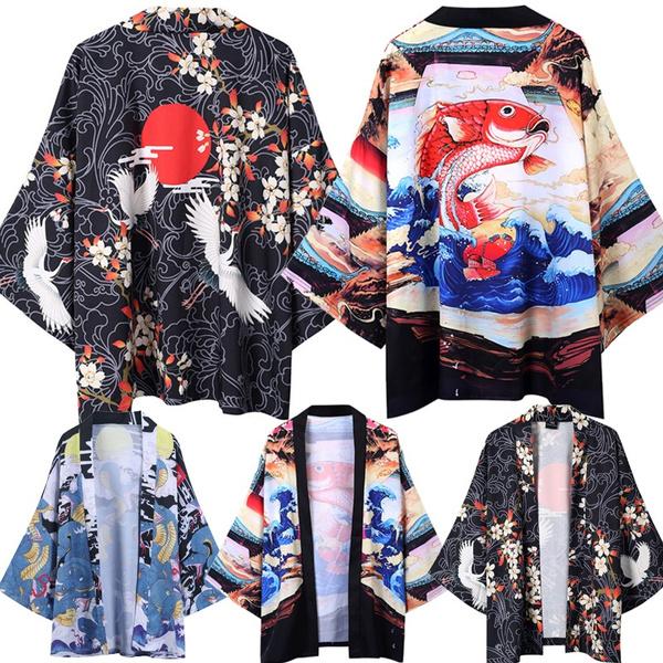 Harajuku Style, Fashion, Shirt, cardigan