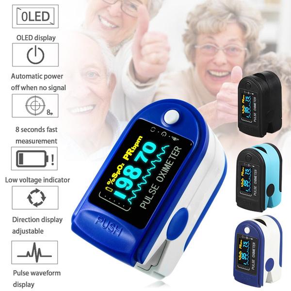 bloodoxygenmonitor, Mini, oximetrodepulso, Monitors