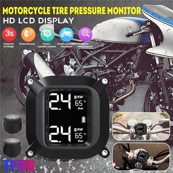 motorcycleaccessorie, motorcycletpm, tirepressuremonitoringsystem, usb