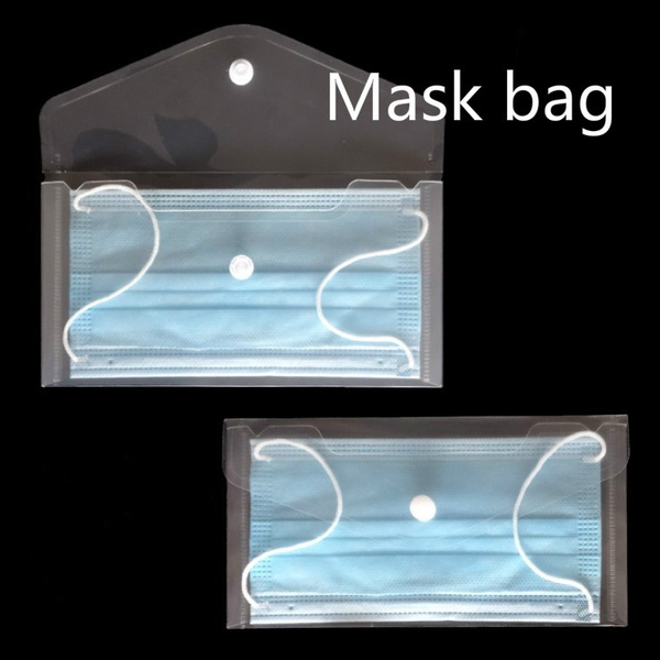 Bags, Storage, Masks, maskbag
