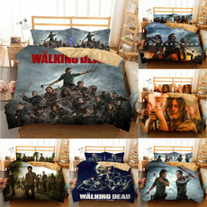 3dbedding, Home, walingdead, Home & Living