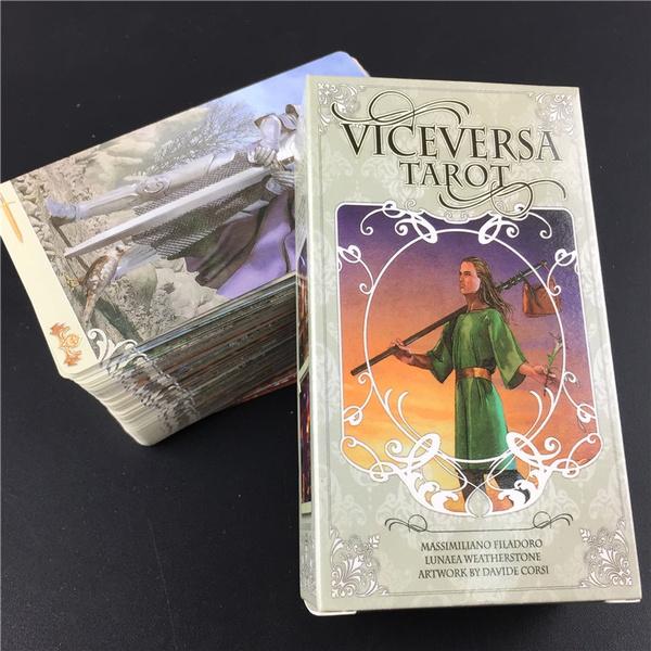 viceversatarot, gamesforparty, card game, Entertainment