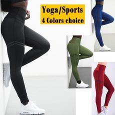 ladieshighwaistpant, Leggings, trousers, Yoga