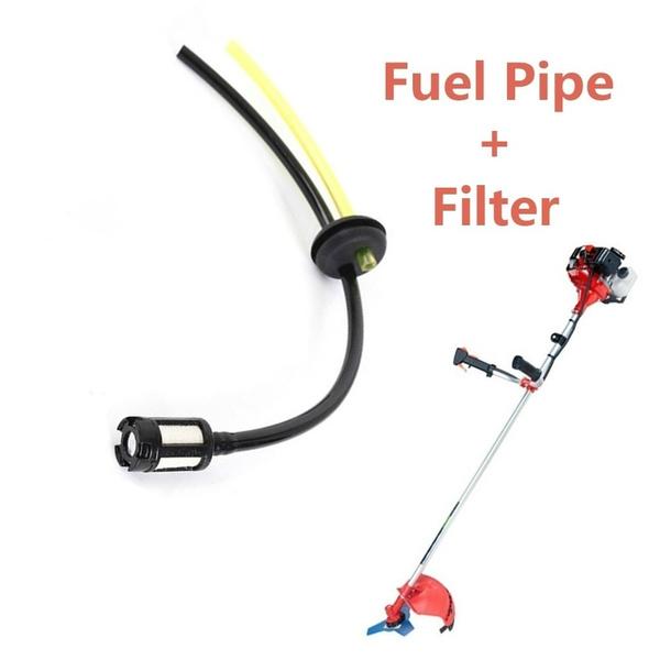 petrolpipe, fuelpipe, brushcutter, Grass