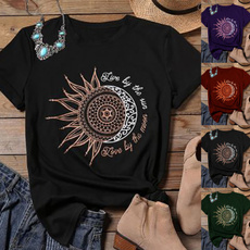 Summer, Algodón, Funny T Shirt, Tops & Blouses