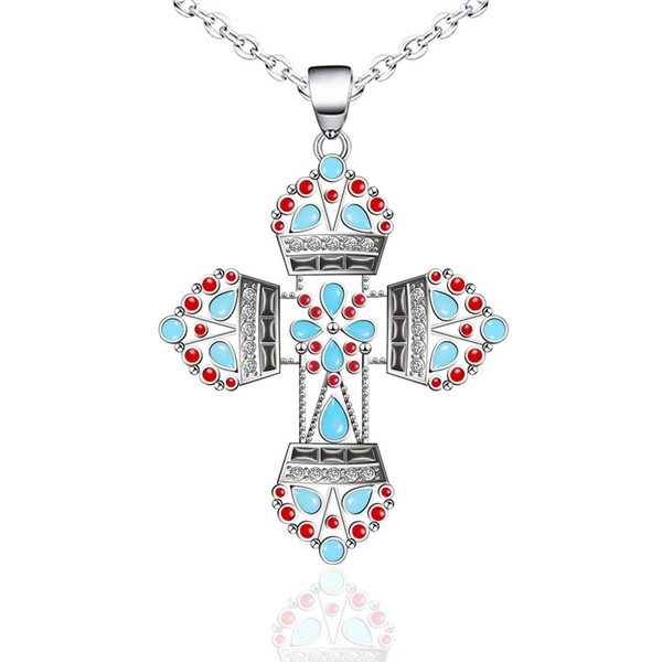 crossnecklaceforwomen, Cross necklace, Cross Pendant, religiousnecklace