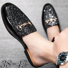 mensdressshoe, casual shoes, shiningleathershoe, mensleatherslipon