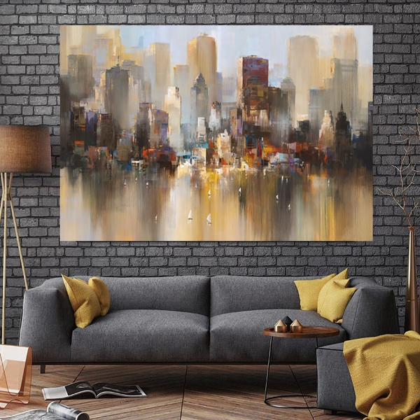art, Home Decor, Portrait, Home & Living