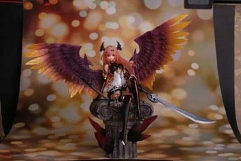 Toy, Angel, figure, rage
