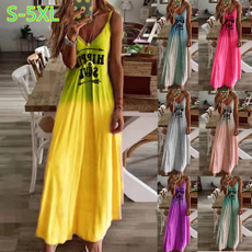 slim long, slim dress, Moda, Summer