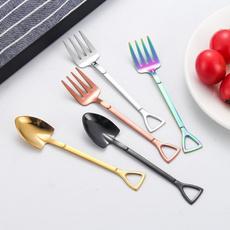 Forks, Steel, Coffee, Fashion