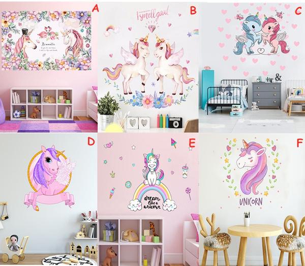 horse, 3ddiywallsticker, backgroundwallsticker, Stickers