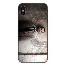 case, supernaturalcastielcase, Samsung, Mobile