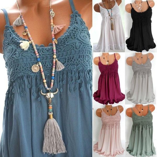 Lace, Women, Fashion, ruffled
