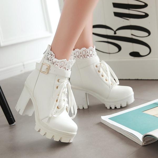 winterbootsforwomen, Fashion, Lace, boots for women