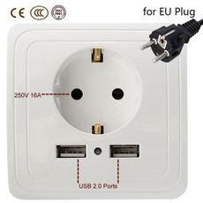 usb5v2a18650power, factory outlets, usb, Plugs & Sockets