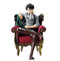 Collectibles, Toy, figure, Attack on titan