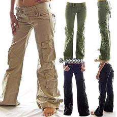 Women Pants, Plus Size, Casual pants, Bottom