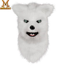 Head, Toy, fur, partymask
