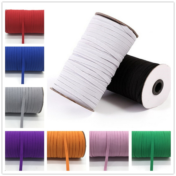 Trim, 8MM, Spandex, Fabric