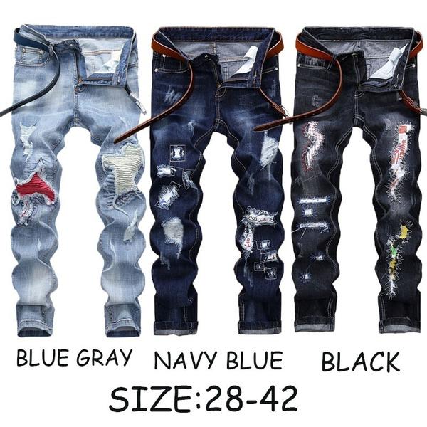 rippeddenim, men jeans, biker, motorcyclejean
