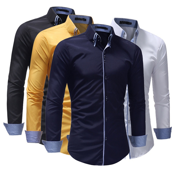 dressshirtsmen, clothesformen, regularfit, Shirt