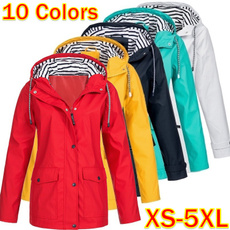 waterproofjacket, Outdoor, Ladies Fashion, raincoat