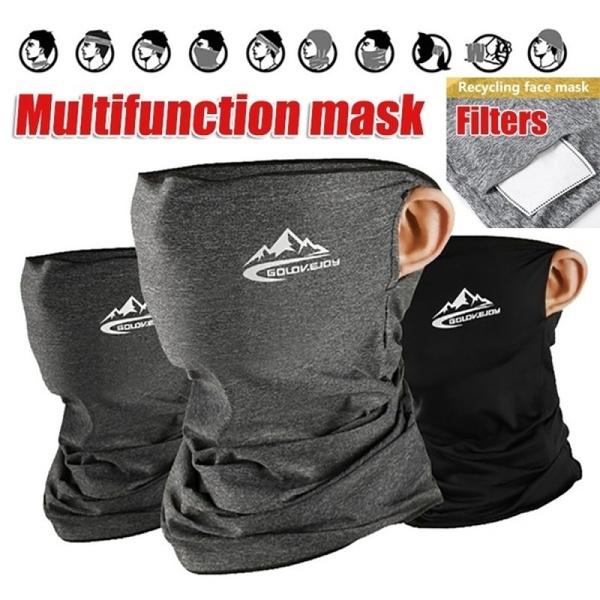 tessuto, maschere, sportallaperto, traspirante