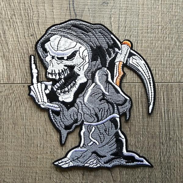 Stickers, Fashion, skull, Stripes