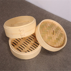 Set, Chinese, Cooker, withlid