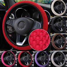 elasticcover, steeringwheelshaped, Elastic, Home & Living