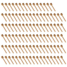 Mini, woodenhoneydipper, honeydipperstick, Jars