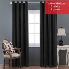 bedroomcurtain, Modern, Decoración de hogar, curtainrod