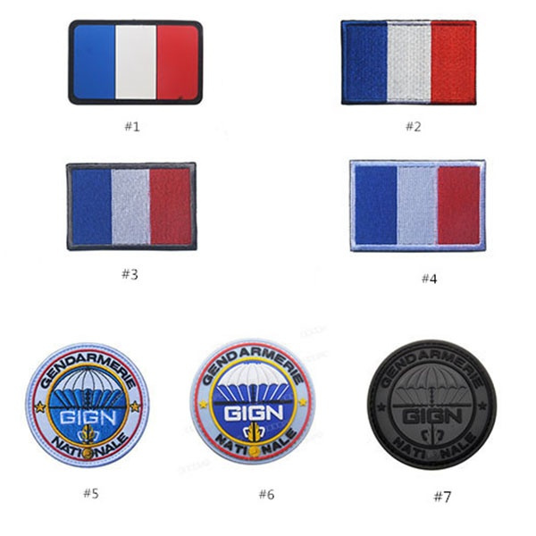 patchesforjacket, frenchflag, embroiderypatche, embroiderypatch