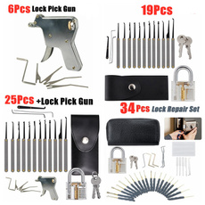 lockpicktool, keytool, lockpickset, unlocked