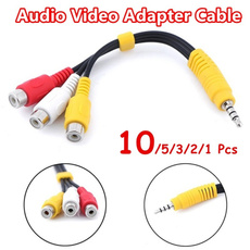 adaptercable, Mini, interconnect, audiovideoadaptercable