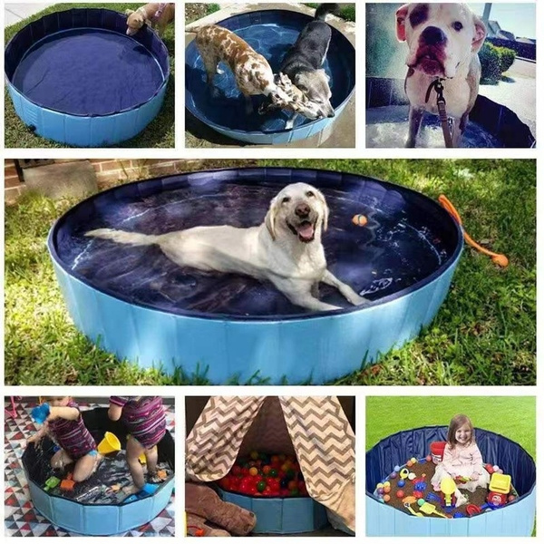 piscine, Foldable, Pets, Inflatable