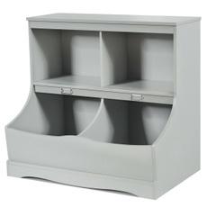 toystoragebin, toystorageorganizer, Storage, Grey