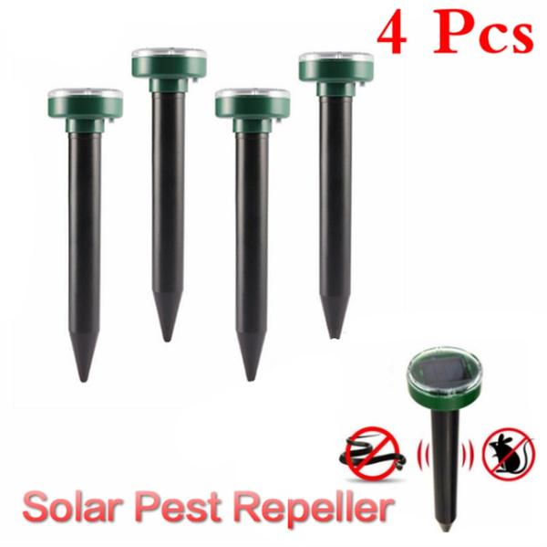 pestrepeller, Garden, ultrasonicmouserepeller, solarinsectrepellent