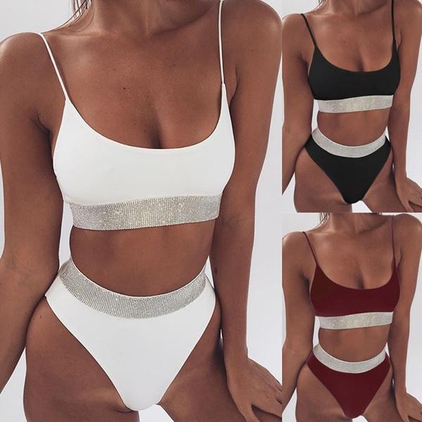 Summer, Fashion, fashion swimsuit, Lace
